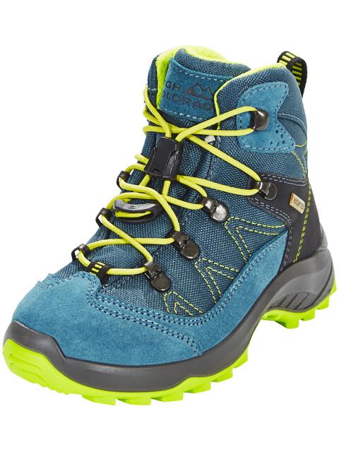 High Colorado Vilan Mid High Tex Lapset kengät , petrooli